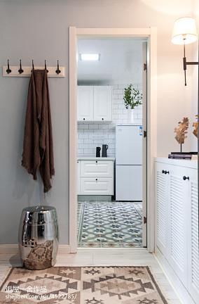 小户型欧式风格厨房隔断设计餐厅欧式豪华设计图片赏析