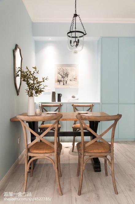 精选小户型餐厅欧式装修图片大全厨房