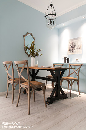 精选面积88平小户型餐厅欧式装修欣赏图片大全厨房1图欧式豪华设计图片赏析