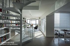 精美室内楼梯装修效果图欣赏