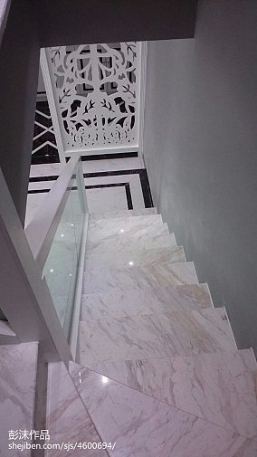 精美室内楼梯装修图片