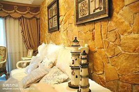 精美美式客厅装修欣赏图片