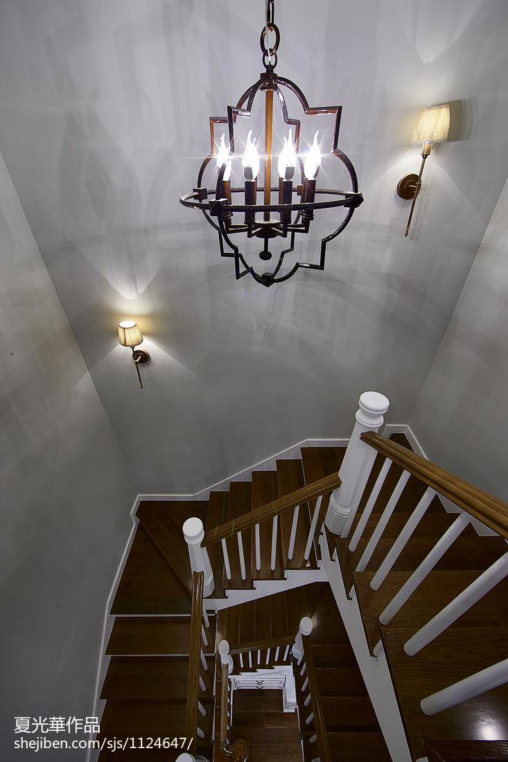 精美室内楼梯装修效果图