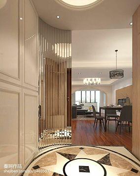混搭90平米三室一厅房屋图片