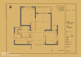 温馨290平欧式样板间客厅设计图样板间欧式豪华家装装修案例效果图