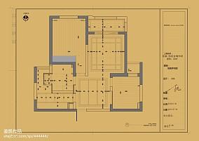 轻奢259平欧式样板间客厅效果图欣赏样板间欧式豪华家装装修案例效果图