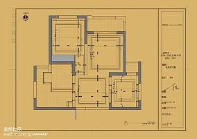 精致333平欧式样板间客厅效果图欣赏样板间欧式豪华家装装修案例效果图