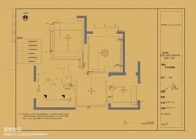 明亮255平欧式样板间客厅实景图样板间欧式豪华家装装修案例效果图