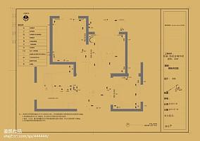 精致284平欧式样板间客厅实拍图样板间欧式豪华家装装修案例效果图