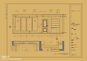 浪漫340平欧式样板间客厅装修美图样板间欧式豪华家装装修案例效果图