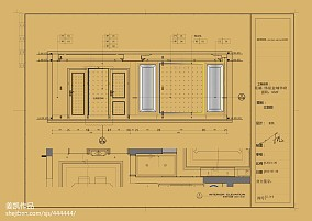 平欧式样板间客厅装修装饰图样板间欧式豪华家装装修案例效果图