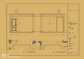 明亮290平欧式样板间客厅图片欣赏样板间欧式豪华家装装修案例效果图
