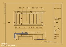 典雅324平欧式样板间客厅装修装饰图样板间欧式豪华家装装修案例效果图