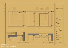 悠雅269平欧式样板间客厅装修美图样板间欧式豪华家装装修案例效果图