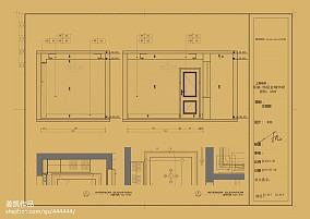 温馨303平欧式样板间客厅案例图样板间欧式豪华家装装修案例效果图