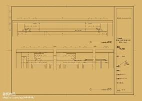 典雅277平欧式样板间客厅装饰美图样板间欧式豪华家装装修案例效果图
