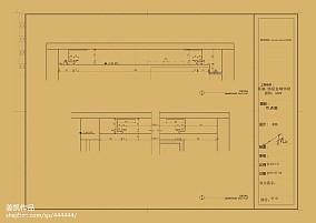 优雅285平欧式样板间客厅实拍图样板间欧式豪华家装装修案例效果图
