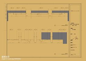 精美325平欧式样板间客厅装修图样板间欧式豪华家装装修案例效果图