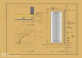 温馨274平欧式样板间客厅实景图片样板间欧式豪华家装装修案例效果图
