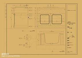 浪漫270平欧式样板间客厅设计图样板间欧式豪华家装装修案例效果图