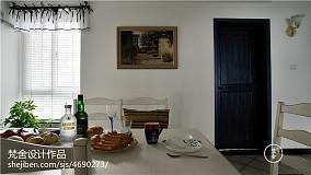 精美复式餐厅地中海欣赏图片大全