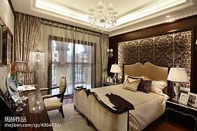 独栋别墅美式卧室设计卧室美式经典卧室设计图片赏析