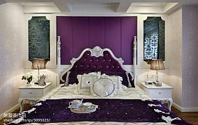 平方三居卧室混搭效果图卧室潮流混搭设计图片赏析
