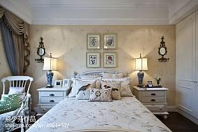 精美欧式卧室装修实景图片大全