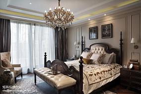 83.7平精美卧室混搭装饰图