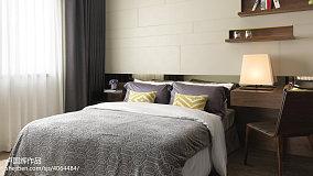 大小70平混搭二居卧室装修设计效果图片欣赏