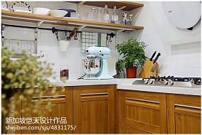 家居小厨房设计效果图欣赏