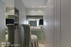 精选面积79平新古典二居休闲区效果图片大全