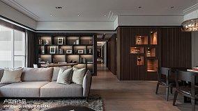 76平方二居客厅混搭装修设计效果图片大全
