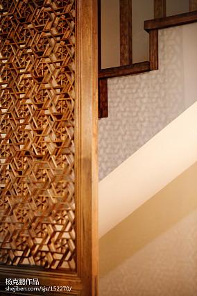 精美124平米混搭别墅客厅实景图片客厅潮流混搭设计图片赏析