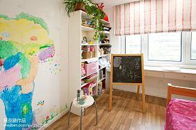201880平米二居儿童房现代欣赏图片大全