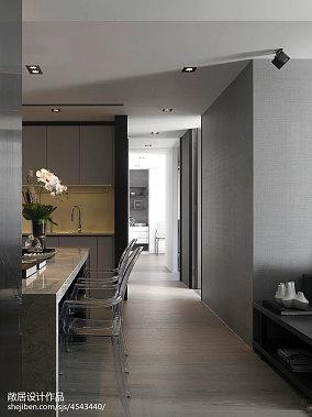 精美面积77平地中海二居餐厅装饰图