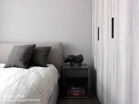 精美90平米二居卧室地中海装饰图片欣赏