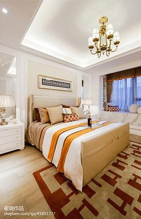 混搭风格卧室窗台设计
