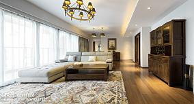 精美中式客厅装修图片大全样板间中式现代家装装修案例效果图