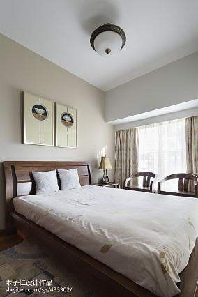热门中式卧室装修欣赏图片