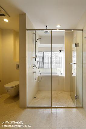 2018中式卫生间装饰图片