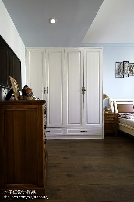 精选田园卧室装饰图片大全卧室2图