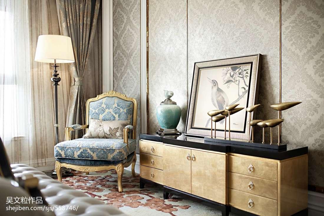 质朴268平现代样板间客厅装饰美图客厅现代简约客厅设计图片赏析