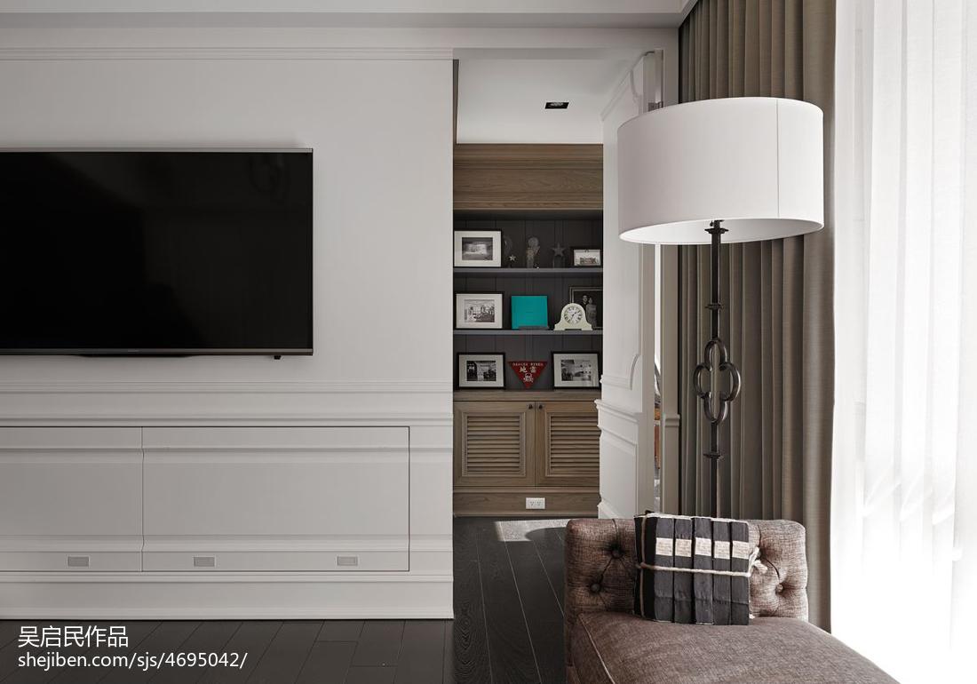 最新家装电视墙效果图