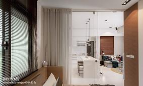 精选87平米现代小户型卧室装修实景图片大全