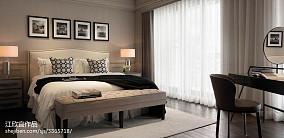 精美二居卧室新古典欣赏图片大全
