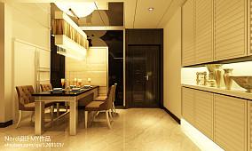 简约现代风格餐厅设计