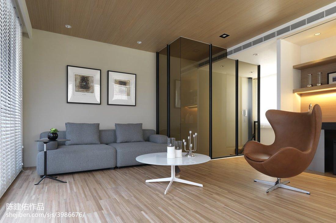 现代风格休闲区装修图片大全