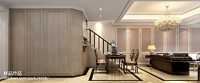 热门119平米欧式复式餐厅欣赏图片
