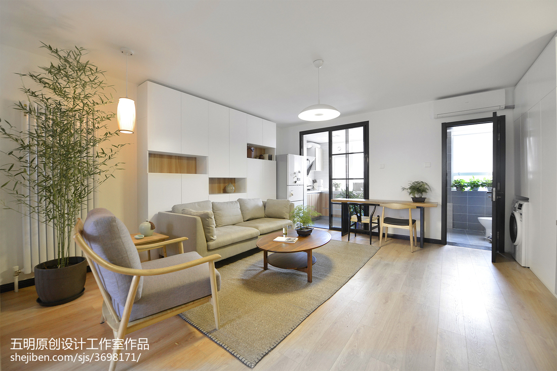 简单中式客厅装修效果图大全客厅